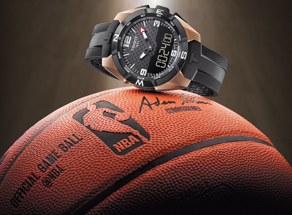 Tissot T-Touch Expert Solar CBA Special Edition 1