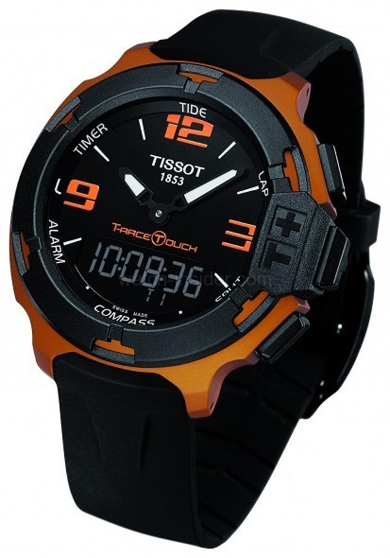 Super lightweight: Tissot T-Touch Aluminum