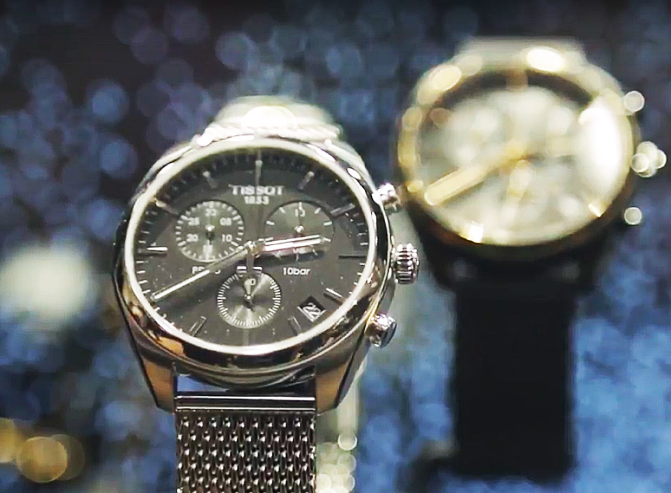 Tissot Watch Collection