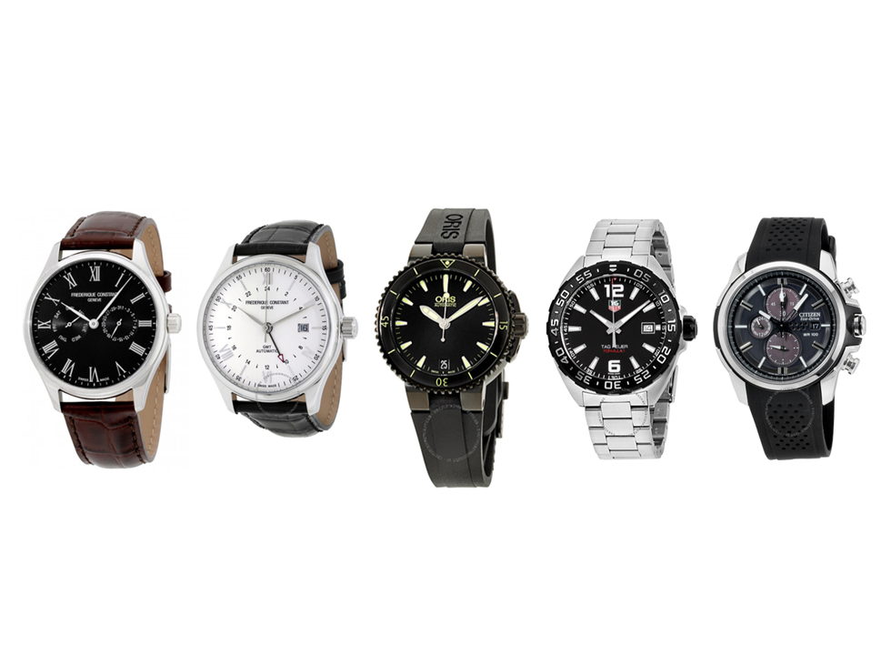 top 5 best black friday deals on watches