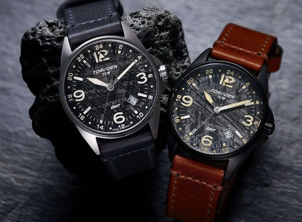 Founded in 2010, Torgoen Watches makes pilot watches inspired by vintage cockpit instrumentation.