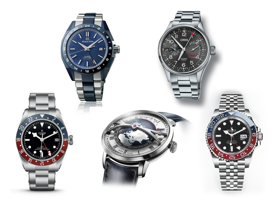Top 5 Best Travel Watches from Baselworld 2018