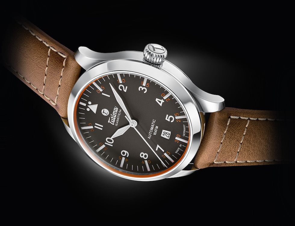 Flieger Friday: Tutima Flieger Automatic