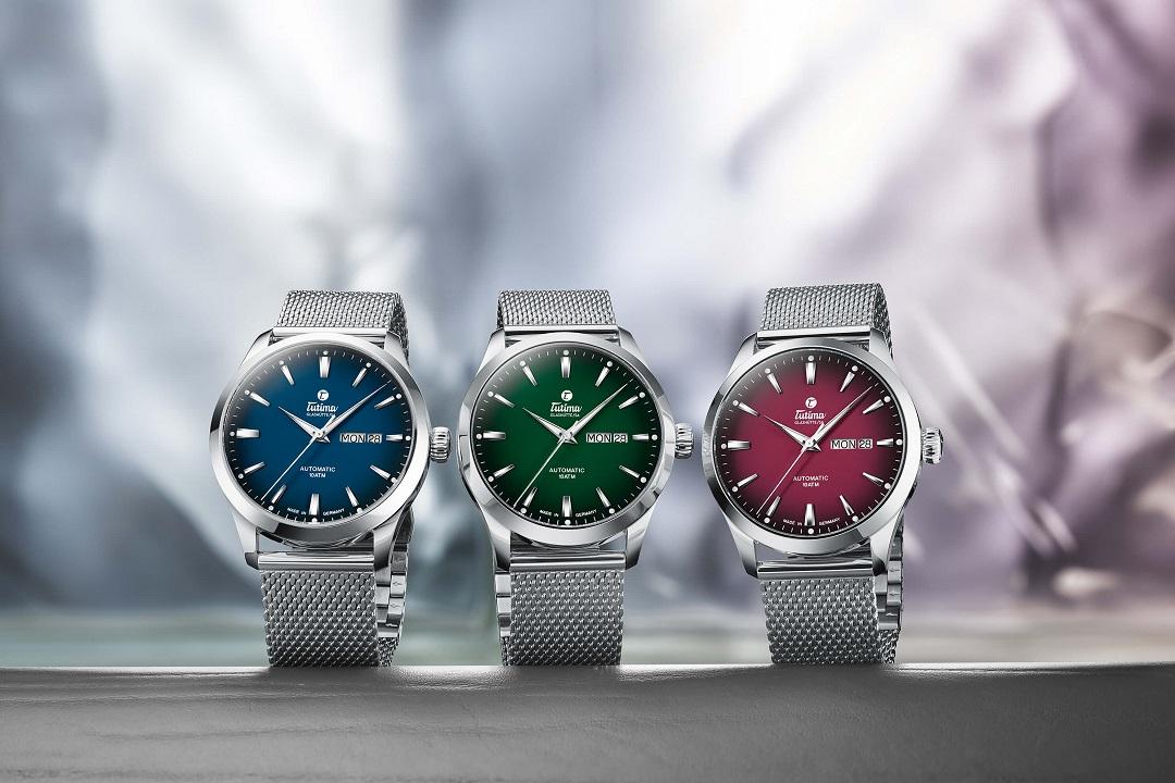 Tutima Shows Its True Colors - watchuseek.com