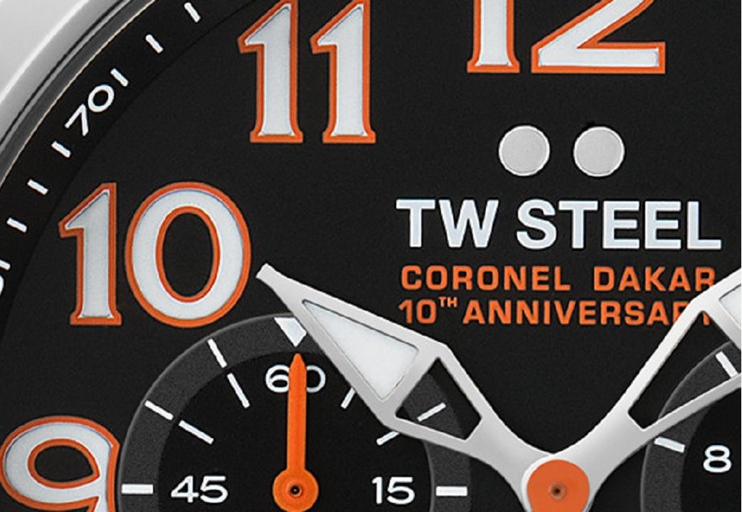 TW Steel Dakar