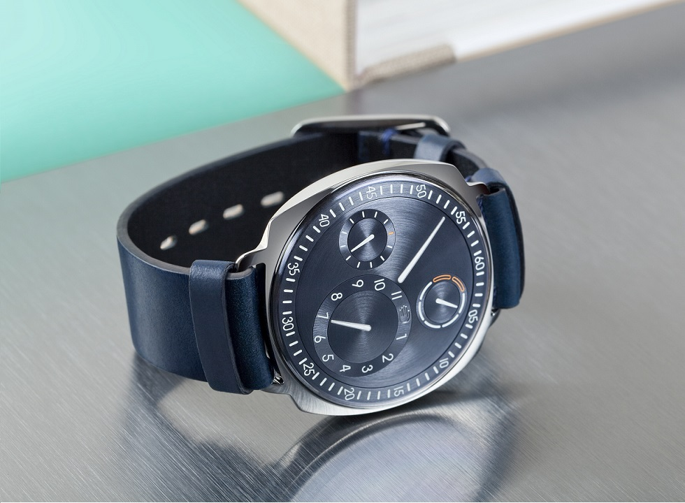 Ressence 1 squared dress watch for Ressence watches