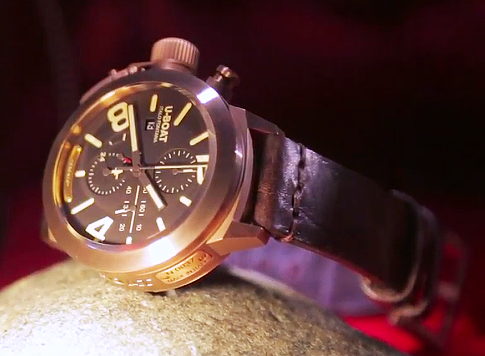 U-Boat Watch Collection at Baselworld 2017: U-Boat Classico, U-Boat U-42