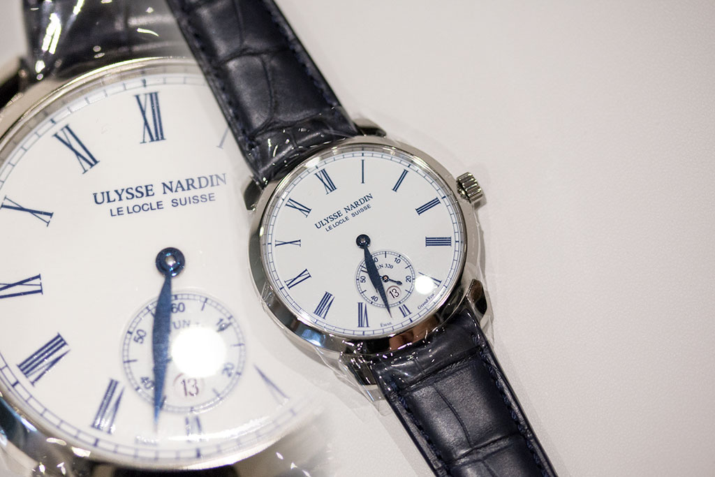 Baselworld 2016: Ulysee Nardin Live Report