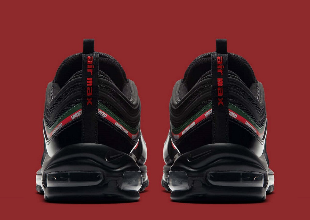 b329abf07bcd2 spain undefeated nike air max 97 black release date 6ab2a 399d4