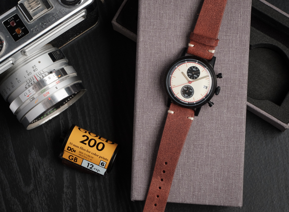 Unboxing Our Fully Customized Undone Urban Vintage Watch + Review