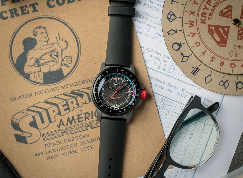 The UNDONE Superman: Kryptonian Decryptor is another one-of-a-kind collab from the brand.