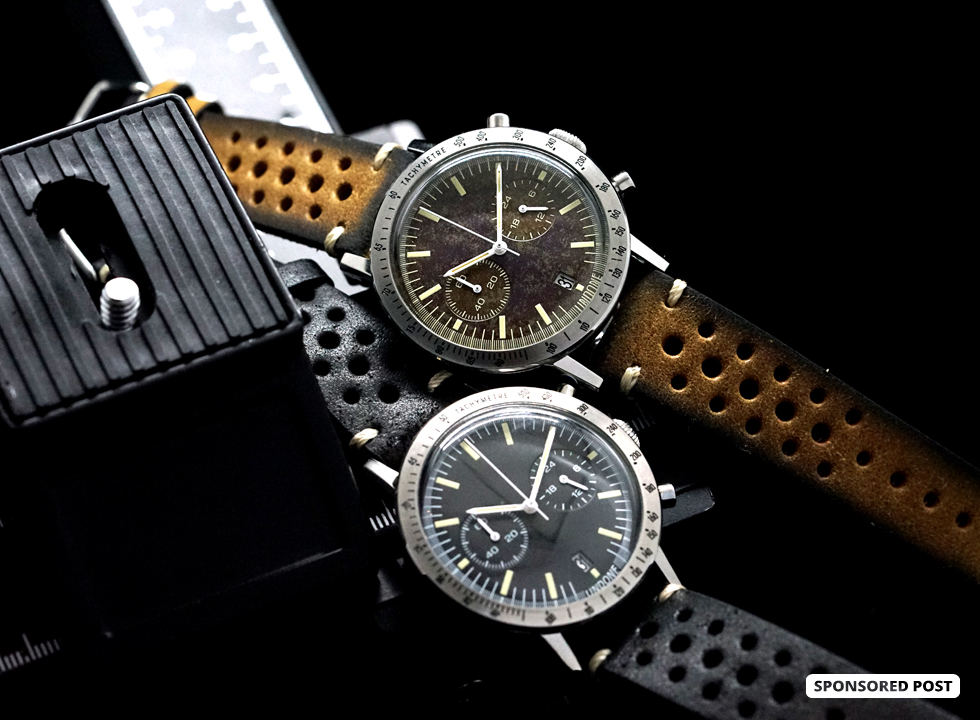 On the Quest for Imperfection: How the UNDONE Urban Tropical Chronograph Became a Hot Seller