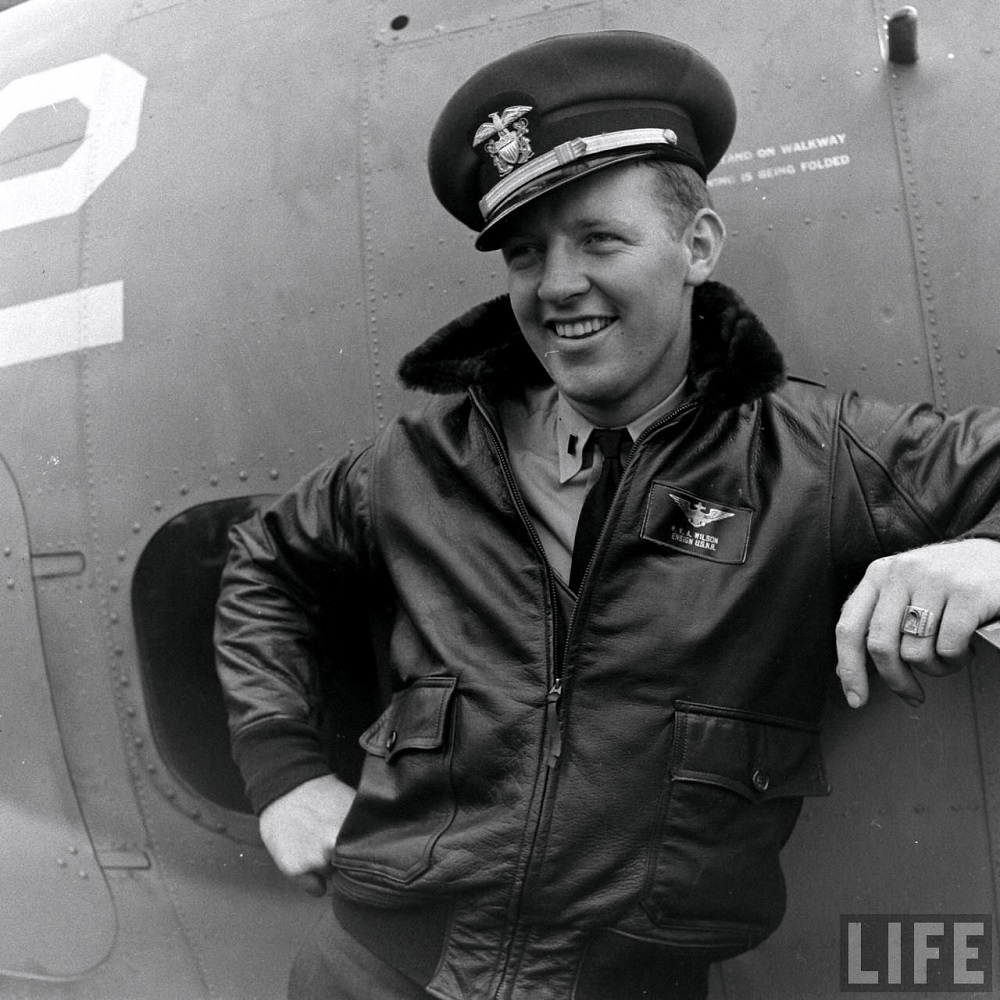 US Pilot in WWII