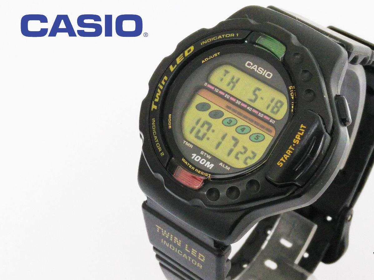 Name:  Vintage-Casio-Led-30-Twin-Led-Qw1176-Korea-Wr100M-_57.jpg Views: 60 Size:  460.3 KB