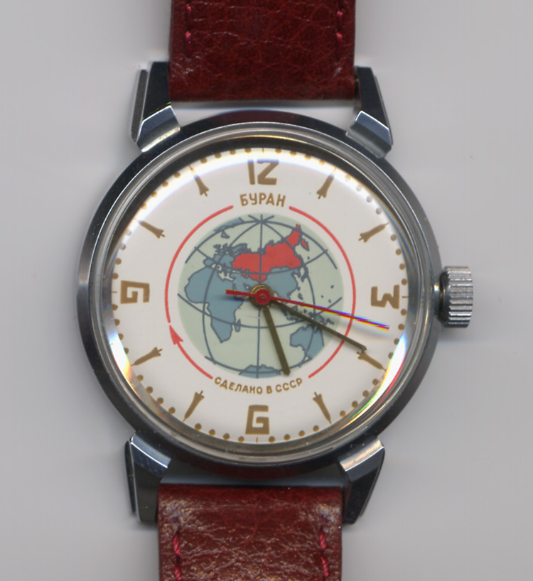 Red Army Watches - A Specialist in Russian Watches