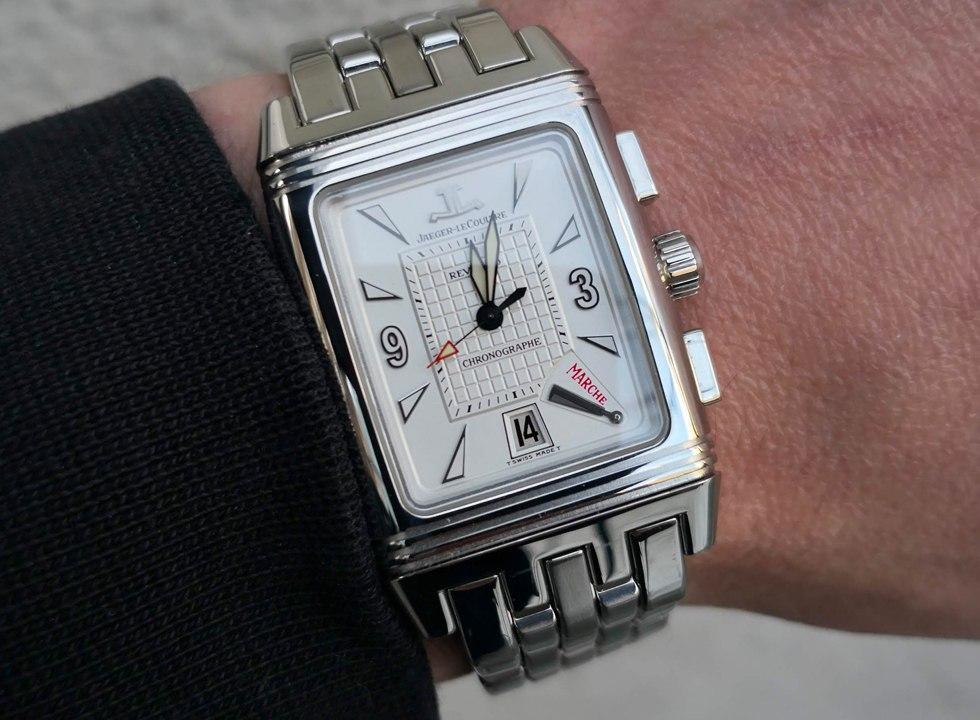 Jaeger LeCoultre Reverso Gran Sport Chronograph