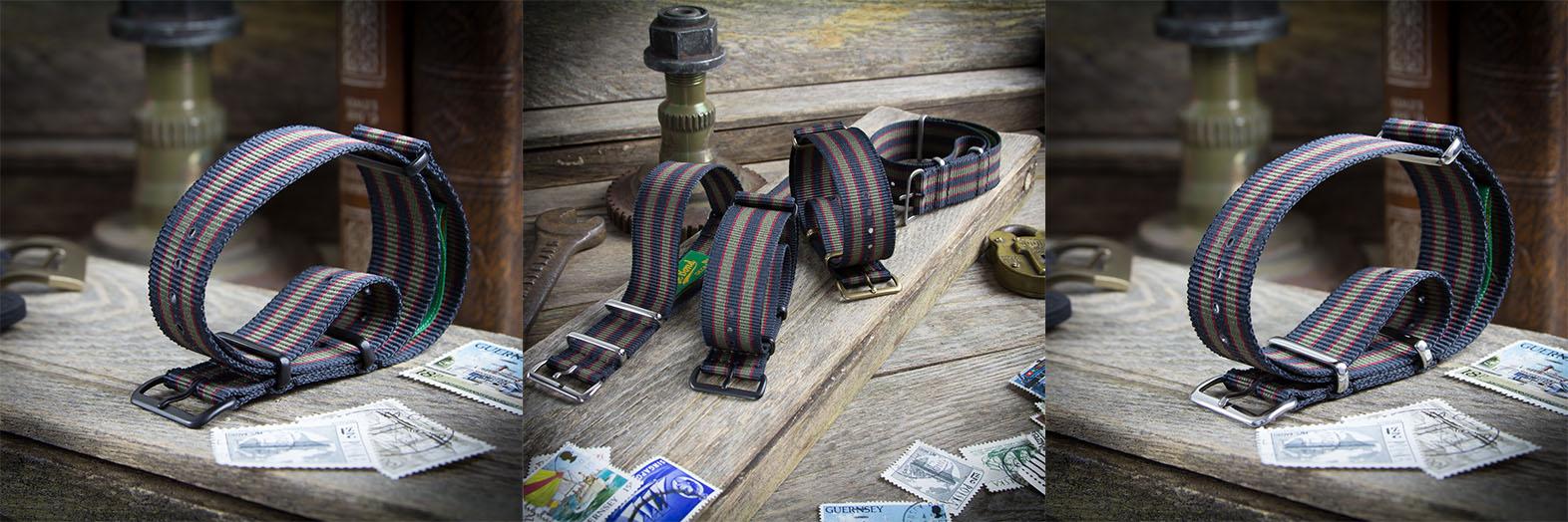 Name:  WatchGecko Vintage Bond Watch Strap 001.jpg Views: 4977 Size:  232.1 KB