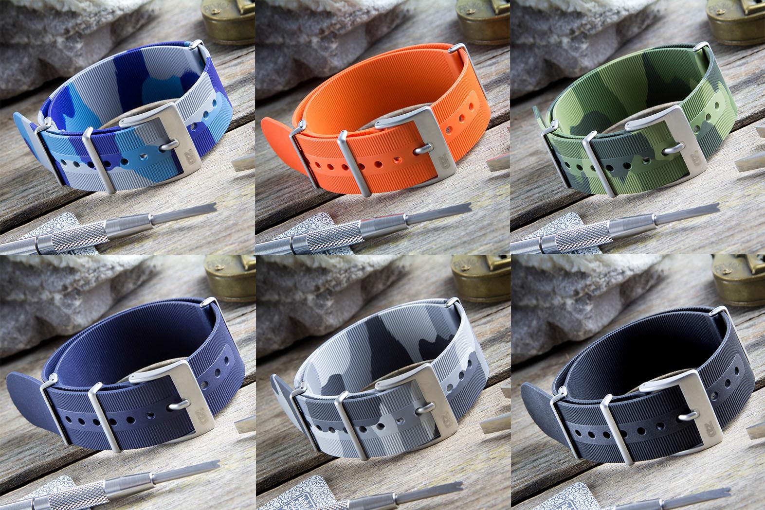 Name:  WatchGecko - ZULUDIVER Rubber Dive NATO Watch Strap 001.jpg Views: 5010 Size:  450.9 KB