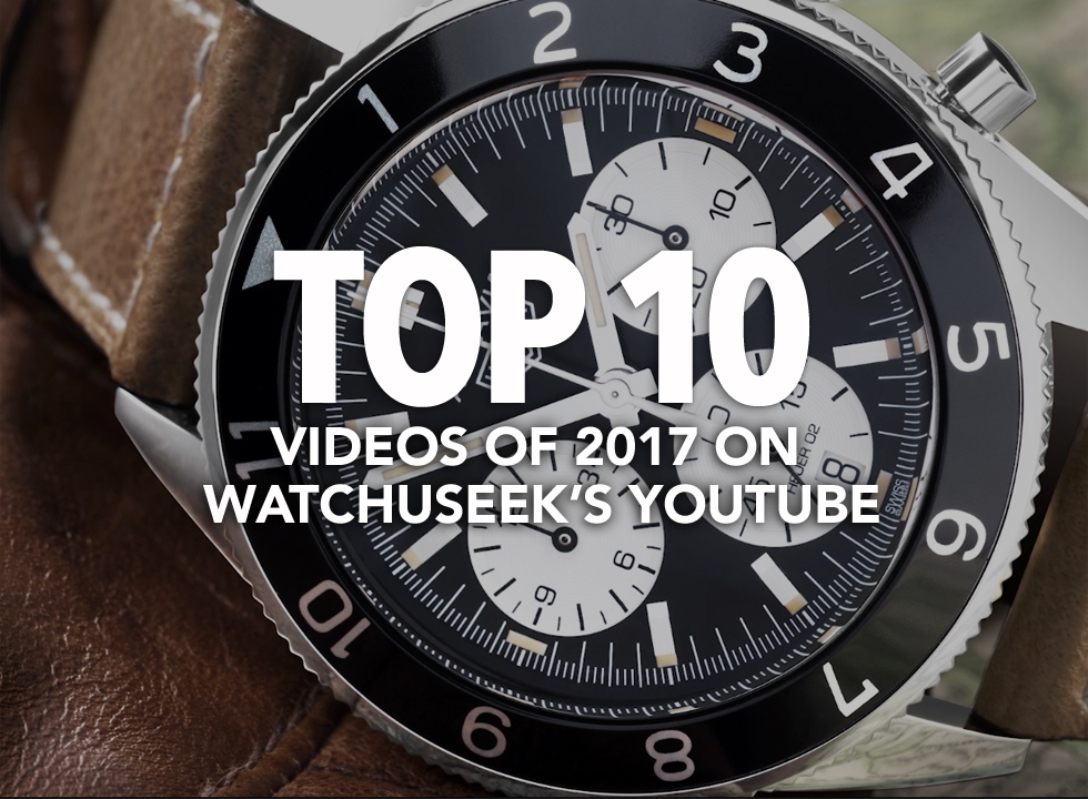 Top 10 videos of 2017