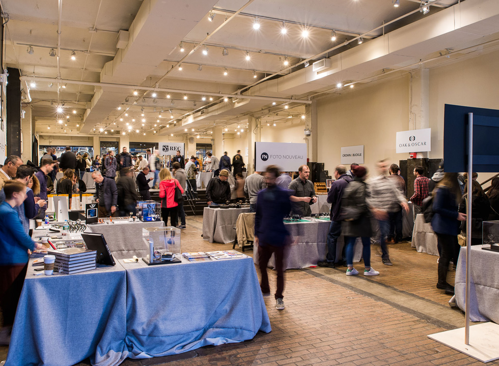 WIND-UP WATCH FAIR COMES BACK TO CHELSEA MARKET