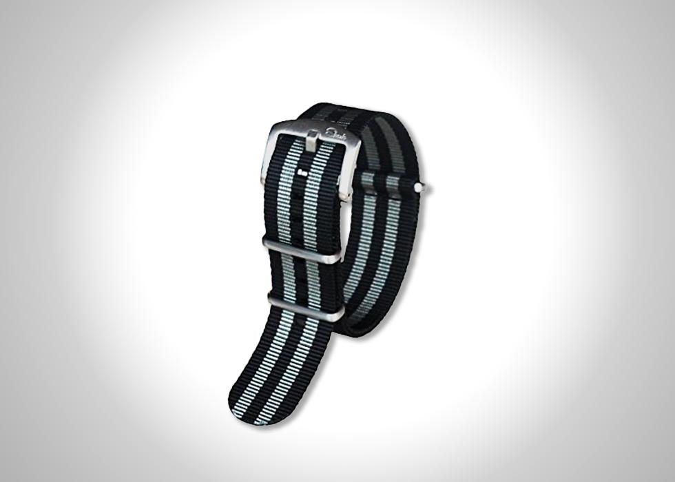 BluShark Original premium nylon watch strap