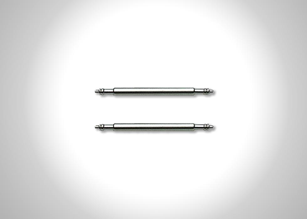 JP Leatherworks 22-mm stainless steel spring bar pins