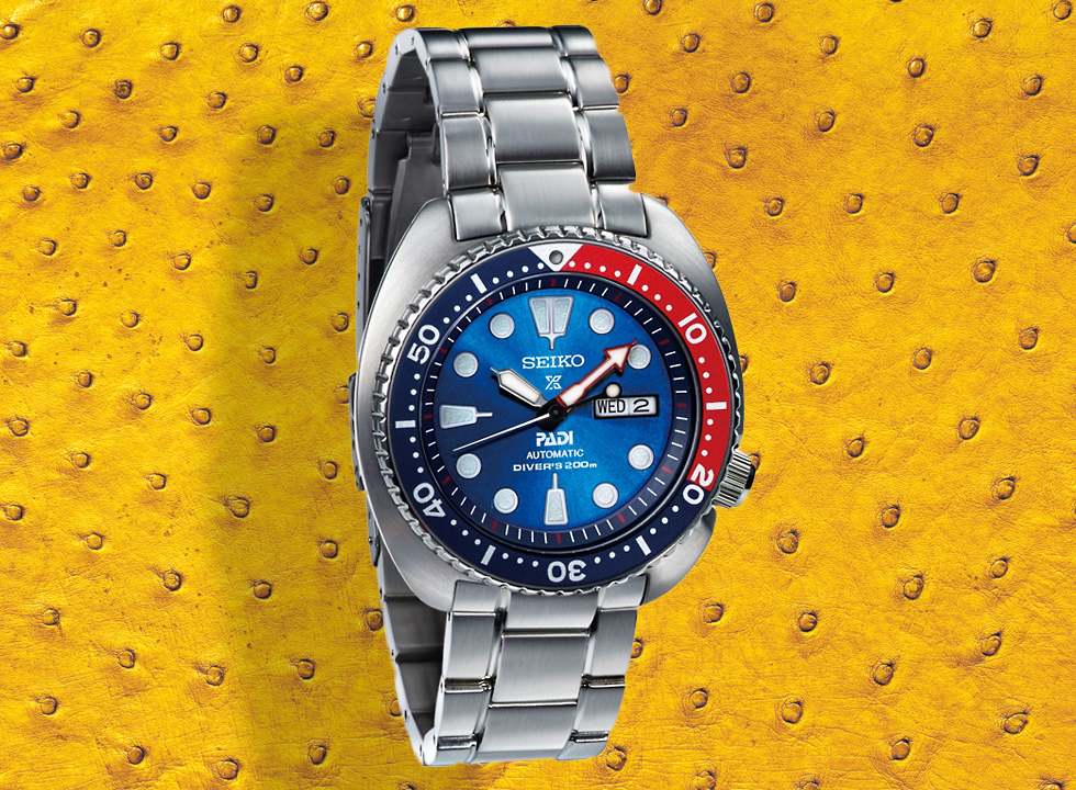 This Seiko Prospex Stainless Steel PADI Diver Is 37% Off