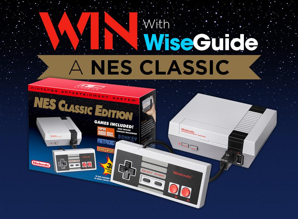Win a Nintendo NES Classic Edition