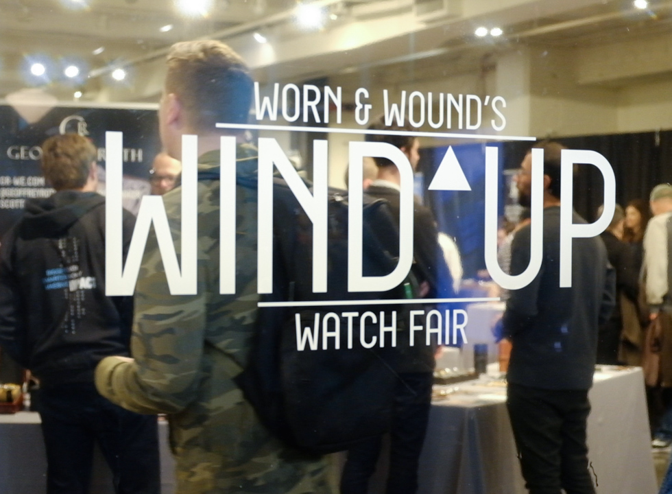 All the Best Highlights From Worn & Wound Wind-Up 2017