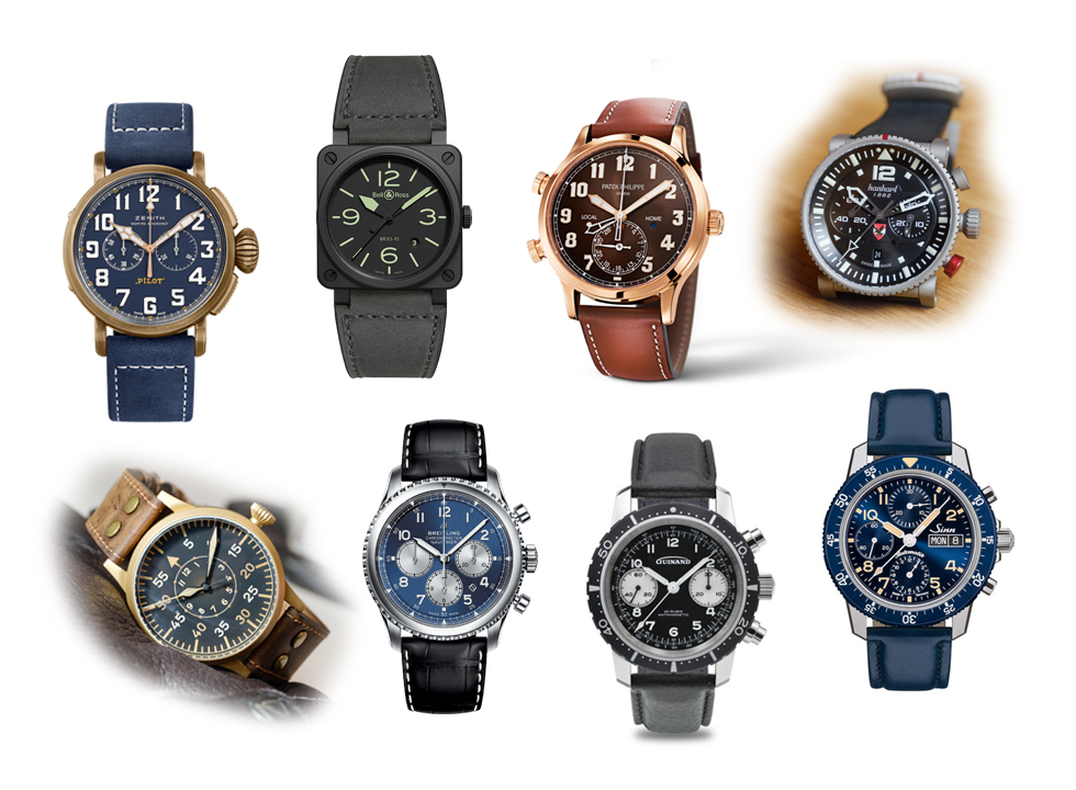 Flieger Friday: Best Pilots Watches of Baselworld 2018