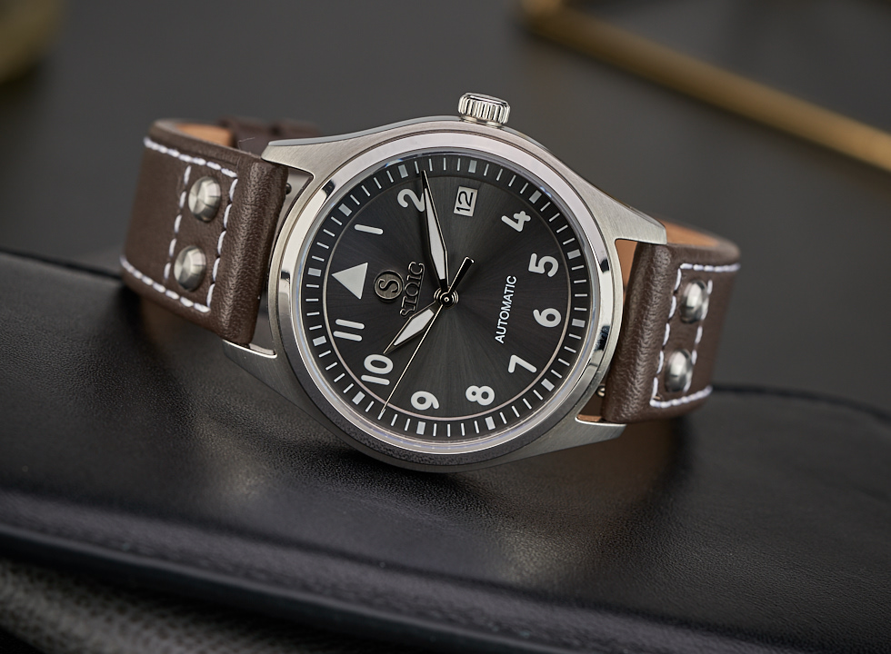 Stoic Pilot Watch Review