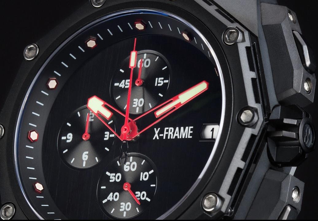 X-Frame Seer Chronograph