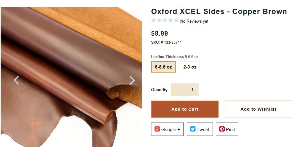 Name:  Xcel Leather from SLC.JPG Views: 145 Size:  55.8 KB