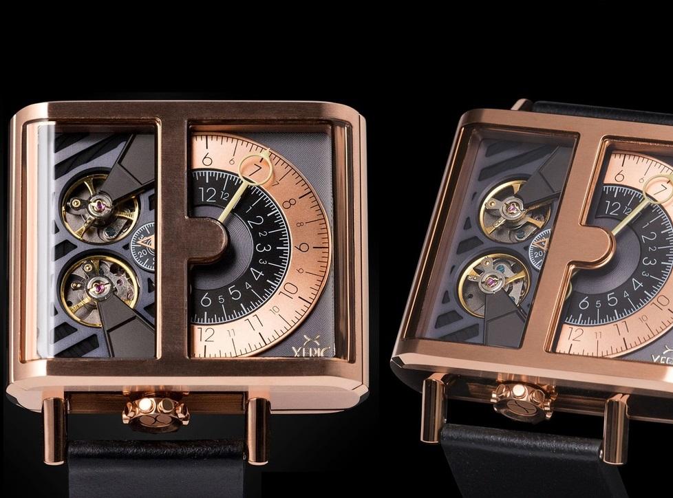 Kickstarter xeric soloscope automatic for Watches xeric