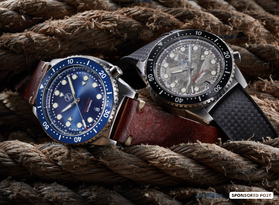 Make Way For The Mako, The New 500m Diver From Zelos