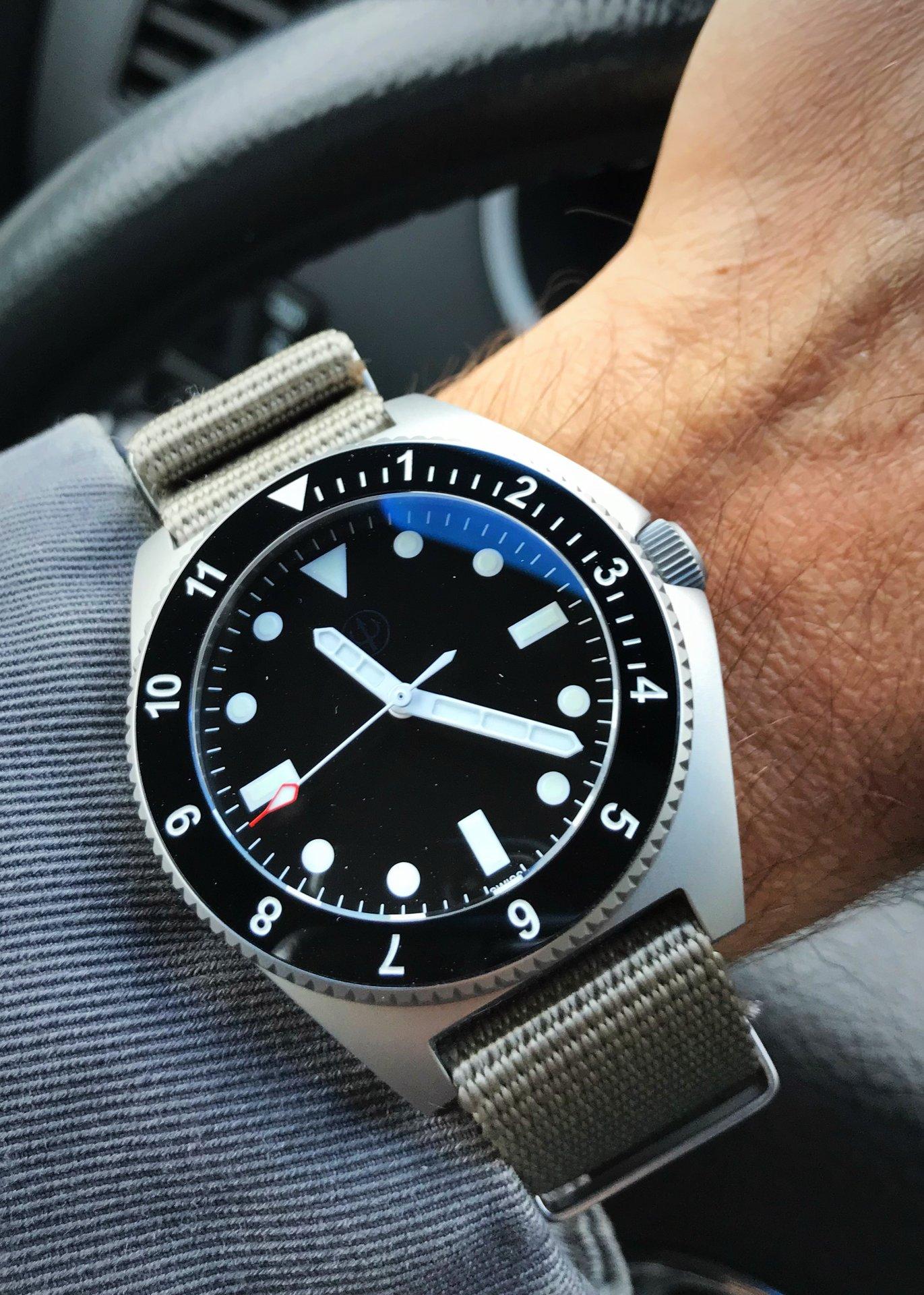 Karlskrona Watch Review