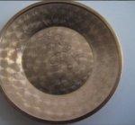 Plate Tableware Artifact Serveware Metal