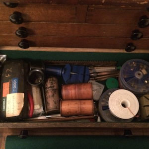 Watch Box 9 Drawer 7: tools
